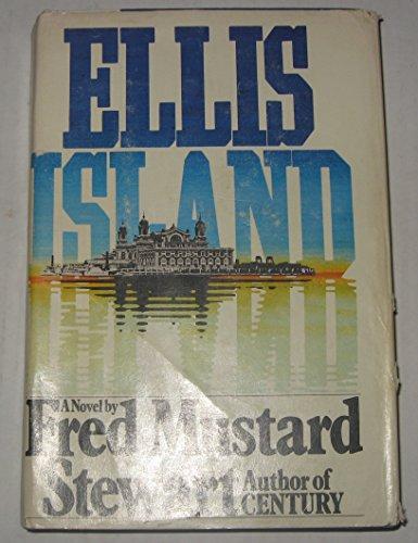 9780688016227: Ellis Island
