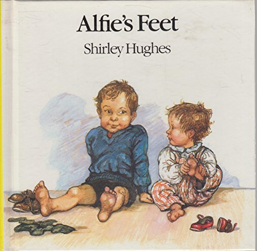 9780688016586: Alfie's Feet