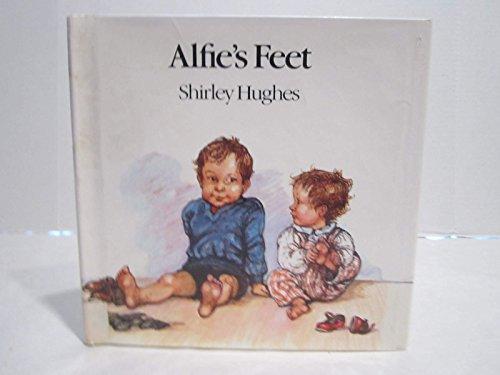 9780688016609: Alfie's Feet