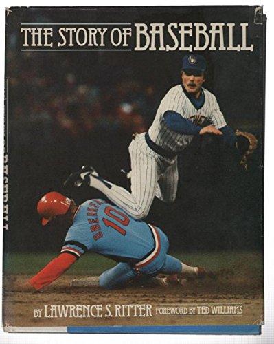 9780688017248: The story of baseball