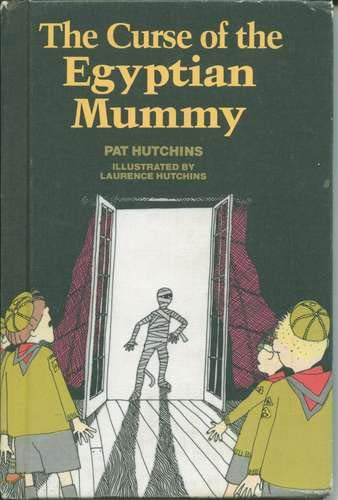 9780688017613: Weekly Reader Books presents the curse of the Egyptian mummy