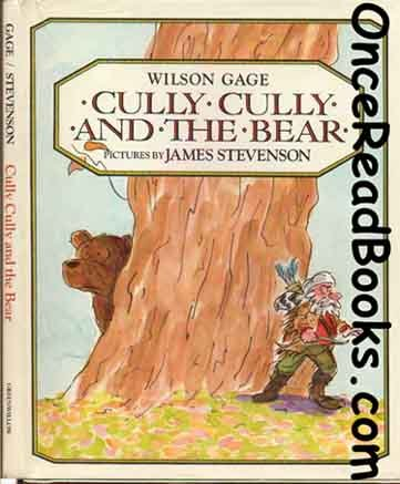 9780688017699: Cully Cully and the Bear