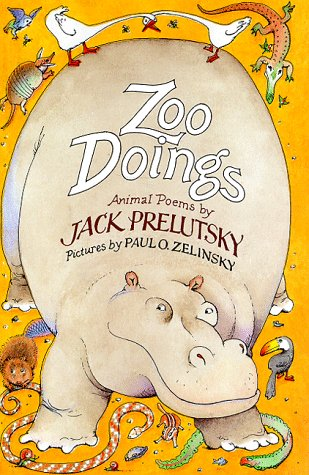 Zoo Doings (9780688017828) by Jack Prelutsky