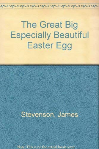 9780688017910: The Great Big Especially Beautiful Easter Egg