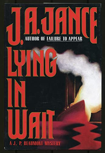 9780688020132: Lying in Wait: A J.P. Beaumont Mystery