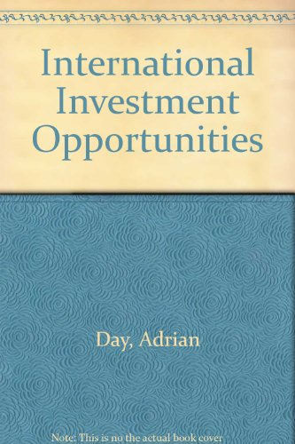 9780688020781: International Investment Opportunities