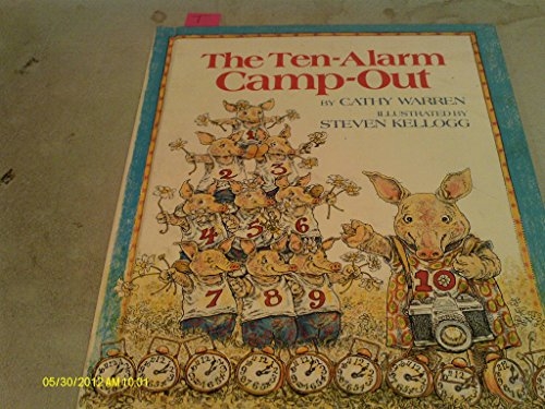 9780688021276: Ten-Alarm Camp-Out