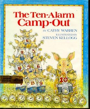 9780688021283: The Ten-Alarm Camp-out