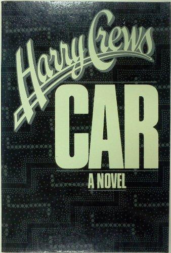 9780688021450: Car: A Novel