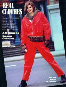 Real clothes: Suares, Jean-Claude