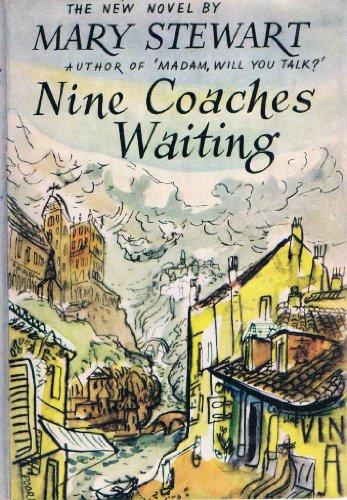 9780688021856: Nine Coaches Waiting