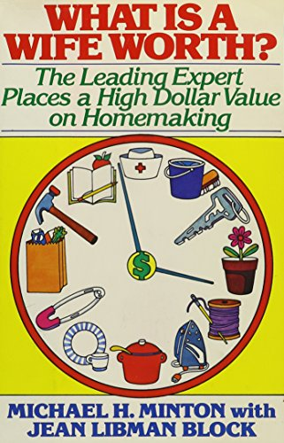 9780688022129: What Is a Wife Worth: The Leading Expert Places a High Dollar Value on Homemaking
