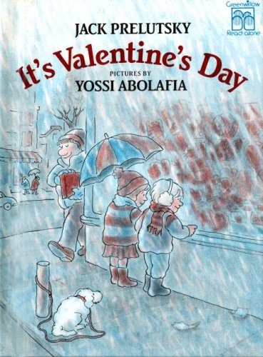 9780688023119: It's Valentine's Day (Greenwillow Read-Alone Books)
