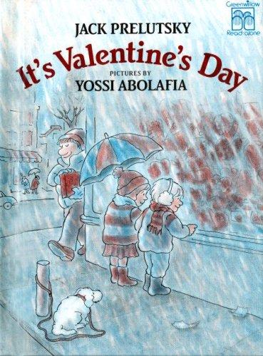 9780688023119: It's Valentine's Day (Greenwillow Read-alone Books)