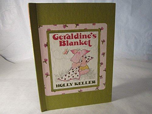9780688025397: Geraldine's Blanket