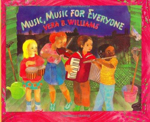 9780688026035: Music, Music for Everyone