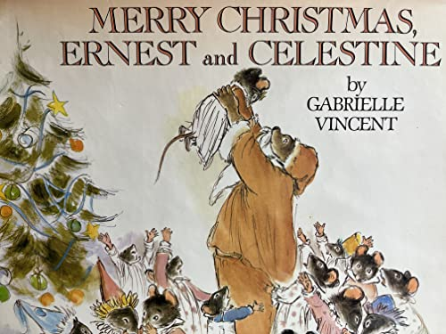 9780688026066: Merry Christmas, Ernest and Celestine