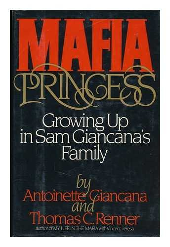9780688026202: Mafia Princess: Growing Up in Sam Giancana's Family