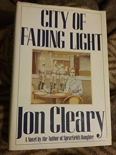9780688026608: City of Fading Light