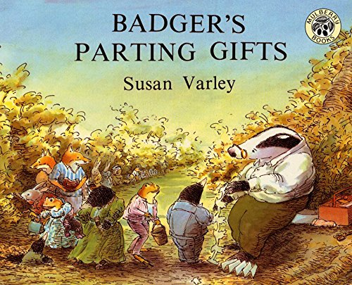 9780688026998: Badger's Parting Gifts