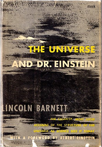 9780688027001: The Universe and Dr. Einstein.