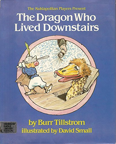 9780688027353: The Dragon Who Lived Downstairs
