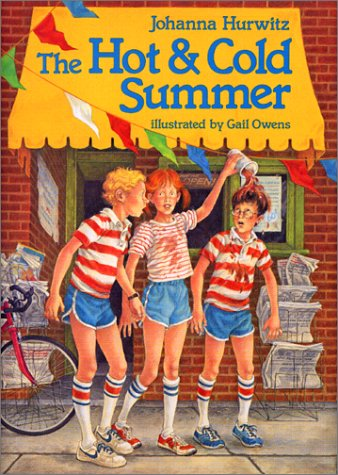 9780688027469: The Hot & Cold Summer