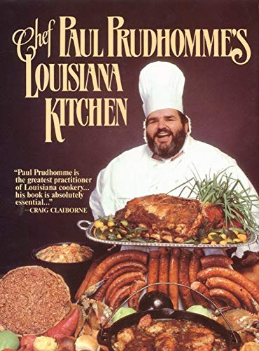 9780688028473: Chef Prudhomme's Louisiana Kitchen