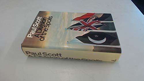 A division of the spoils: A novel: Scott, Paul