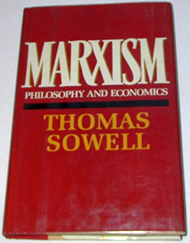 9780688029630: Marxism: Philosophy and Economics