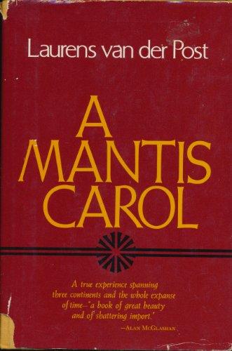 9780688030186: A Mantis Carol