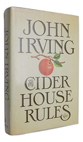 Cider House Rules.: IRVING, John.