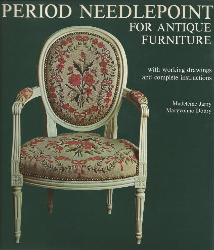 9780688030629: Period Needlepoint for Antique Furniture