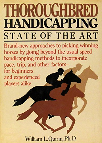 9780688030643: Thoroughbred Handicapping: State of the Art