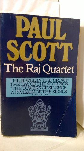 9780688030650: The Raj Quartet