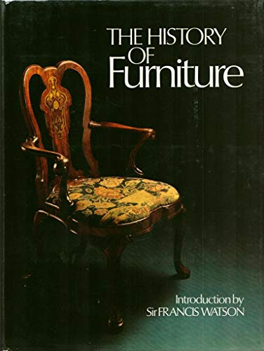 9780688030834: The History of Furniture