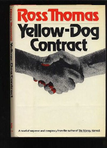 9780688031046: Yellow-Dog Contract