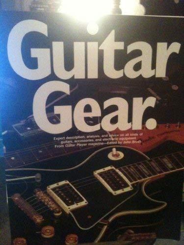 9780688031084: Guitar Gear (A Guitar player book)