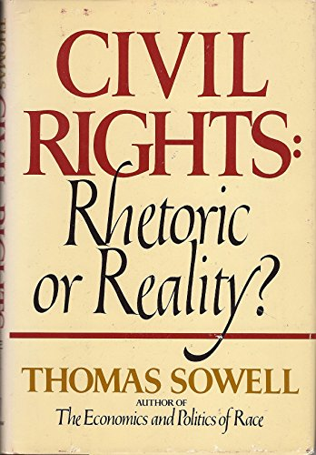 9780688031138: Civil rights: Rhetoric or reality?