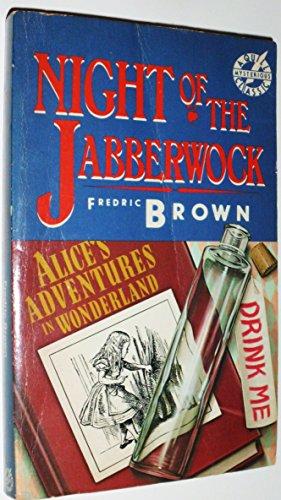 9780688031503: Night of the Jabberwock