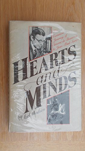 9780688032067: Hearts and Minds: Biography of Simone De Beauvoir and Jean Paul Sartre