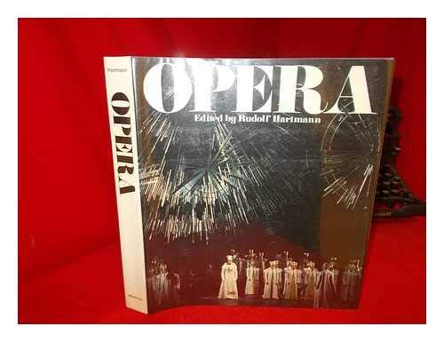 Opera: HARTMANN, Rudolf, ed.
