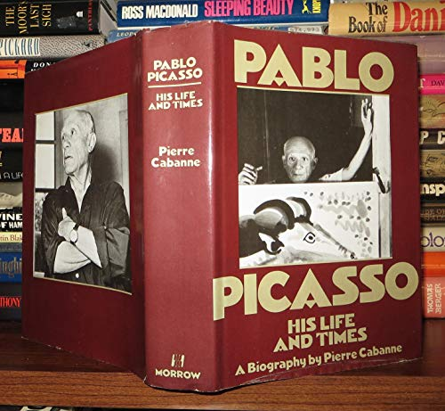 9780688032326: Pablo Picasso: His Life and Times (English and French Edition)