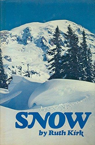 9780688032685: Snow