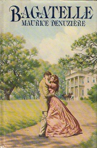 9780688033163: Bagatelle: A novel