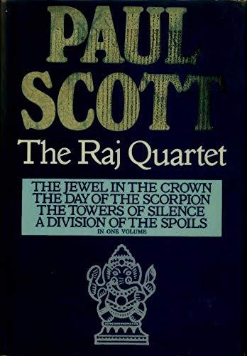 The Raj Quartet (4 Volumes in slipcase): Scott, Paul