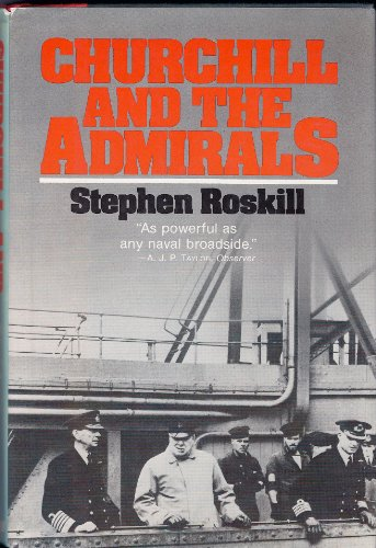 9780688033644: Churchill and the Admirals