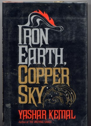 9780688034436: Iron Earth Copper Sky