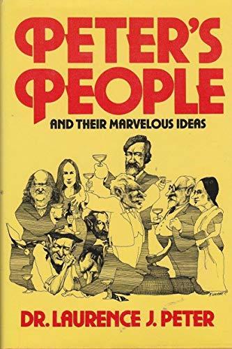 9780688034887: Peter's people