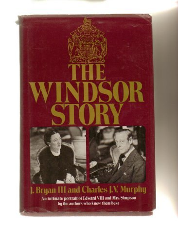 9780688035532: The Windsor Story